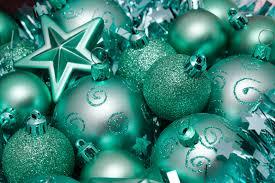ornaments teal ornaments aqua or