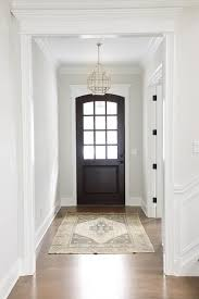 stained wood panels dark stained wood front door with glass panels transitional
