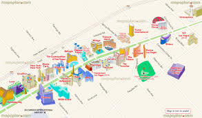 Las Vegas Neighborhood Map iscap conferences edsigcon u0026 conisar