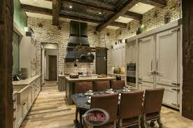 catchy rustic kitchen by studio peregalli ad designfile home christmas rustic kitchen