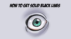 sketchbook pro tutorial how to draw solid lines youtube