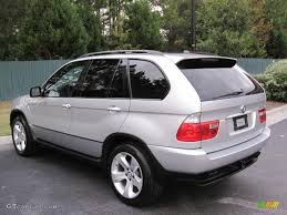 Bmw X5 Specs - titanium silver metallic 2004 bmw x5 4 4i exterior photo 39100386