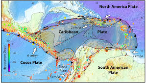 Us Geological Earthquake Map North American Fault Lines Map My Blog