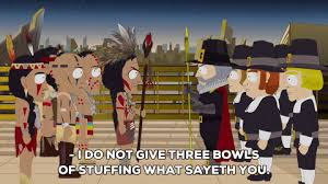 thanksgiving indian gif by south park find on giphy