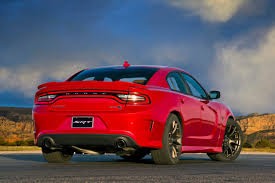 charger hellcat coupe 2017 dodge charger srt hellcat review autoweb