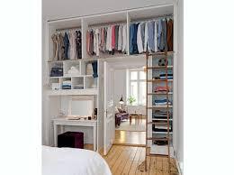 15 idées de dressings pour un petit appartement décoration