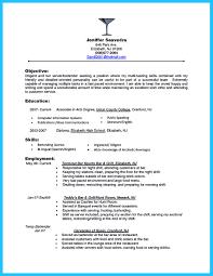 resume exle for server bartender bartending resume resume for study