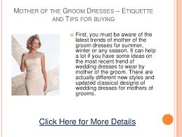 mother of the groom dresses u2013 etiquette and