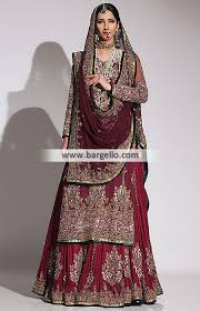 pakistani wedding dresses fahad hussayn wedding dress australia