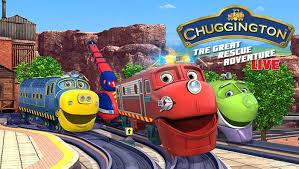 chuggington live sevenvenues