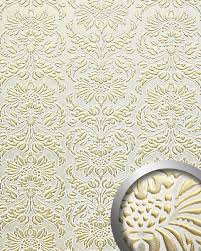 self adhesive leather leather decor paneling baroque damask wallface 14793 imperial 3d