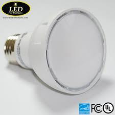 led for buildersgreenlux br20 5000k wide flood led bulbs led for
