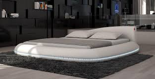 types of leather texture used in leather beds by homearena