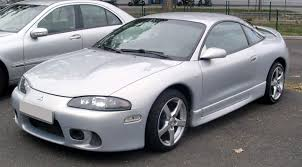 mitsubishi eclipse gsx laptimes specs performance data