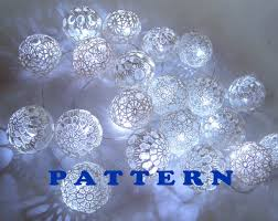 fairy lights string lights bedroom decor lamps lace crocheted