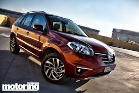 renault koleos 2014 renault koleos le 4wd phase 3 review motoring middle east car