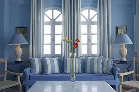 blue living room 4007
