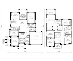 Metricon Floor Plans Single Storey by Princeton 12 From Allcastle Homes
