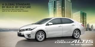 cost of toyota corolla in india toyota india official toyota corolla altis site toyota corolla