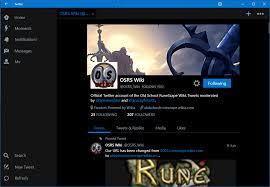 runescape twitter old runescape wiki fandom powered by