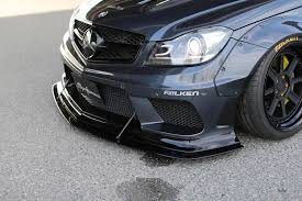 liberty walk have tuned the mercedes amg c63 coupe and sedan from