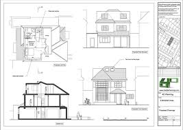 Dormer Extension Plans Manchester Planning Consultants Manchester Architects Drawings