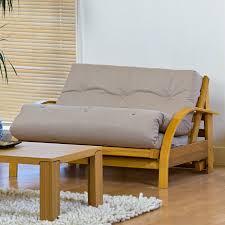 Wooden Futon Sofa Beds Kyoto Newyork Futon Sofa U0026 Reviews Wayfair Co Uk