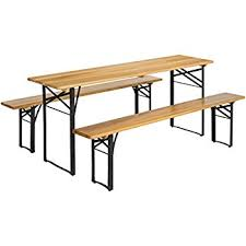 Wooden Folding Picnic Table Best Choice Products 3 Portable Folding Picnic