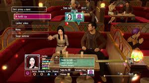 Hostess Skills Yakuza 0 Sotenbori Sunshine Cabaret Club Czar Guide