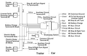gooseneck trailer breakaway wiring diagram wiring diagrams