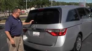 honda odyssey exl res certified 2013 honda odyssey ex l res for sale at honda cars of