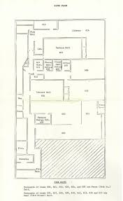 new archives digital collections plan sixth floor plan