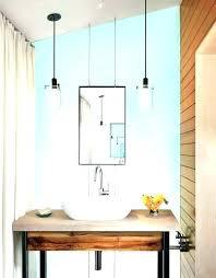 Pendant Lighting For Bathroom Vanity Pendant Lights For Bathroom Vanity Room Botm Pendant Lights