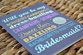 Cute Will You Be My Bridesmaid Ideas A Touch Of Whimsy Events Vintage Wedding Rentals Michigan Blog
