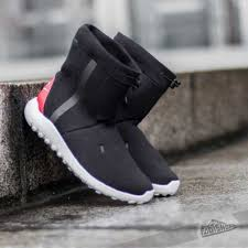 nike winter boots womens canada shoes nike wmns tech fleece mid black white challenge