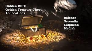 hidden bdo golden treasure chests 15 locations part 1 youtube