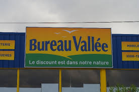logo bureau vallee bureau vallée reports back to period opi office