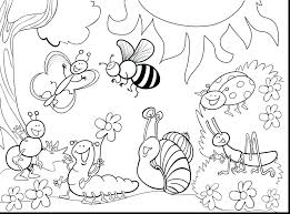 preschool coloring pages bugs insects coloring pages bugs and insects coloring pages printable bug