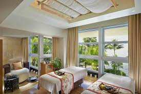 Luxury Spa Interior Design - best spas in miami for skin care massages and wellness treatments