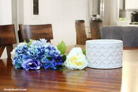 Cheap Centerpieces My Two New Cheap Centerpieces How To Nest For Less
