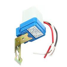 photocell sensor automatic light control switch photo electric street lighting control