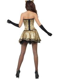 fever boutique kitty costume 42326 fancy dress ball