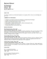 Field Engineer Resume Sample by Trendy Inspiration Engineering Resume Objective 4 Field Engineer