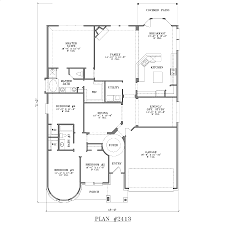 one floor house plans plain simple one house plans expansive onestory i would add