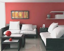 unique home interior design ideas living room creative red paint living room ideas interior design