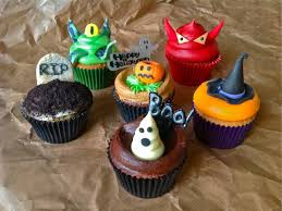 Halloween Cupcakes by Southern Blue Celebrations Halloween Cupcake Ideas