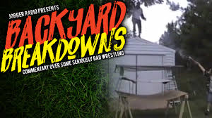 backyard breakdowns jobber radio