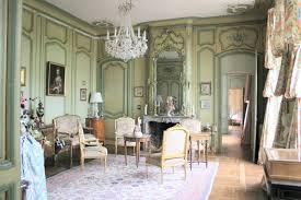 chambre style louis xv chambre style louis xv 4 gt les int233rieurs ch226teau de mesnil