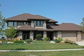 prairie style home plans prairie style home plan 14469rk architectural designs house