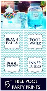 Pool Party Ideas Best 25 Kid Pool Parties Ideas Only On Pinterest Splash Party